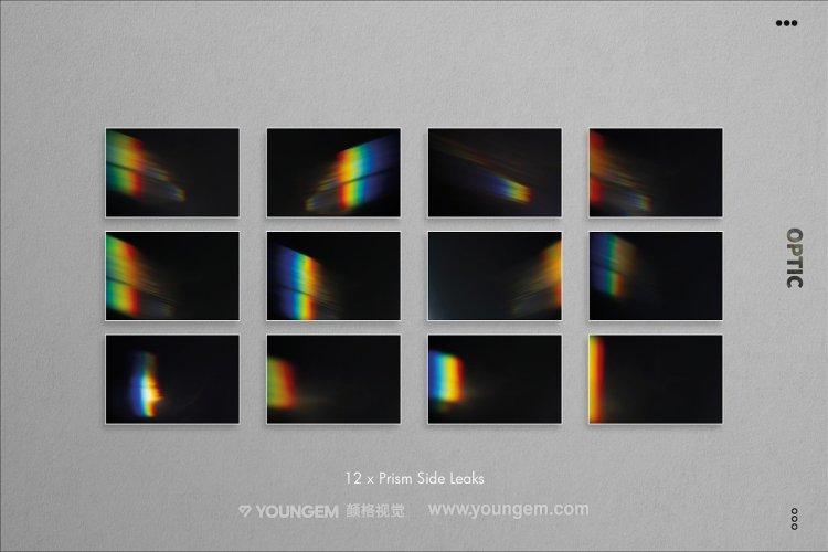 76款高清艺术摄影棱镜漏光特效_76款折射光斑反光特效背景纹理图片滤镜素材模板