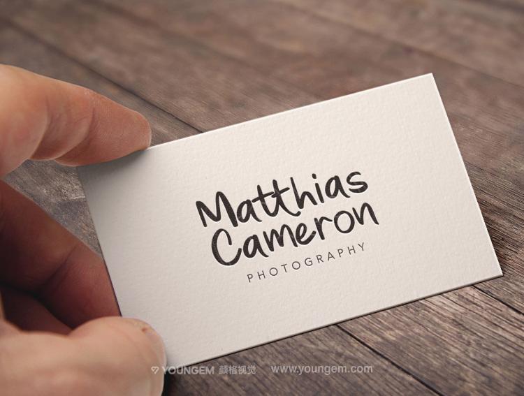 卡片服饰海报封面艺术手写英文字体设计素材