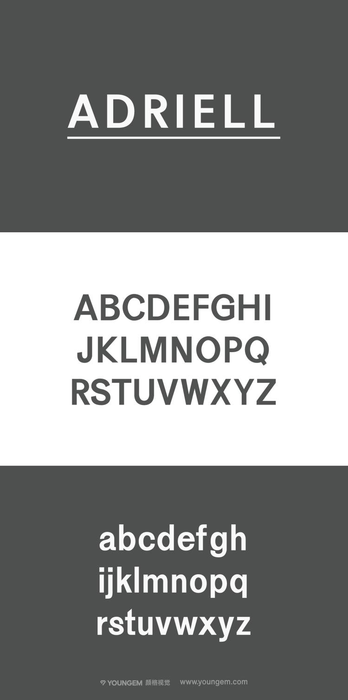 杂志书籍标题范文英文字体下载图片