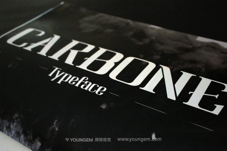 海报杂志商标logo英文字体设计图片