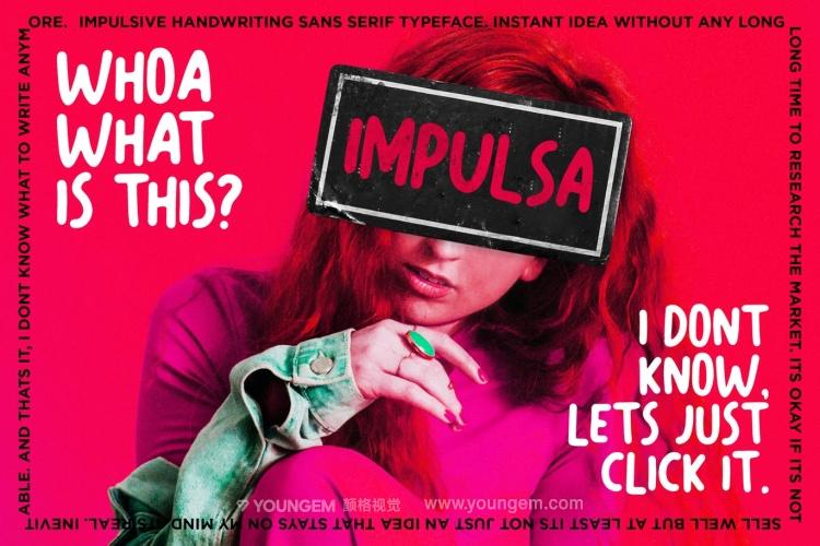 海报杂志封面标题设计英文字体下载图片