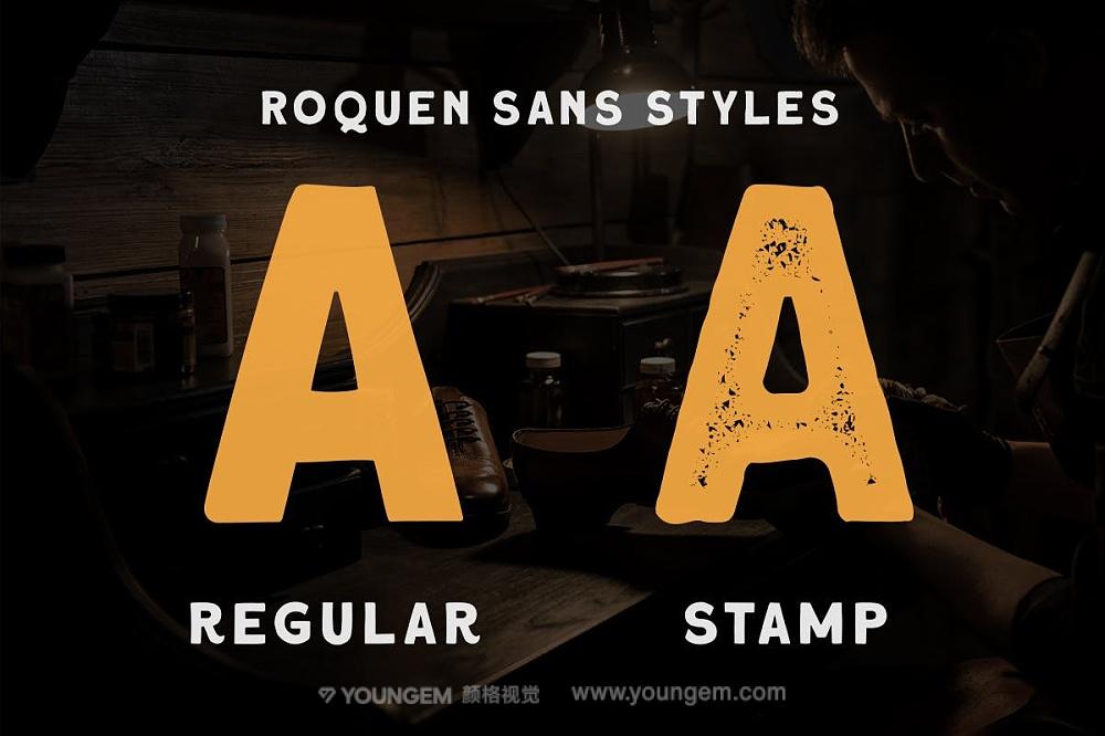 产品包装商标logo设计英文字体下载模板