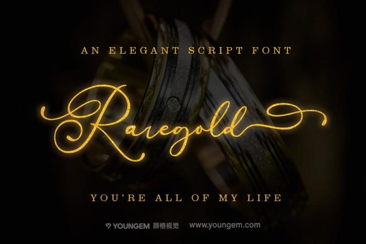 品牌海报杂志艺术签名英文字体下载图片