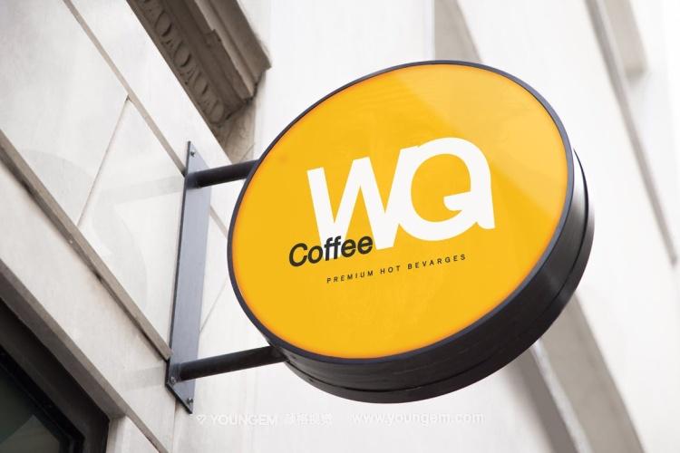 商店logo设计英文字体下载素材