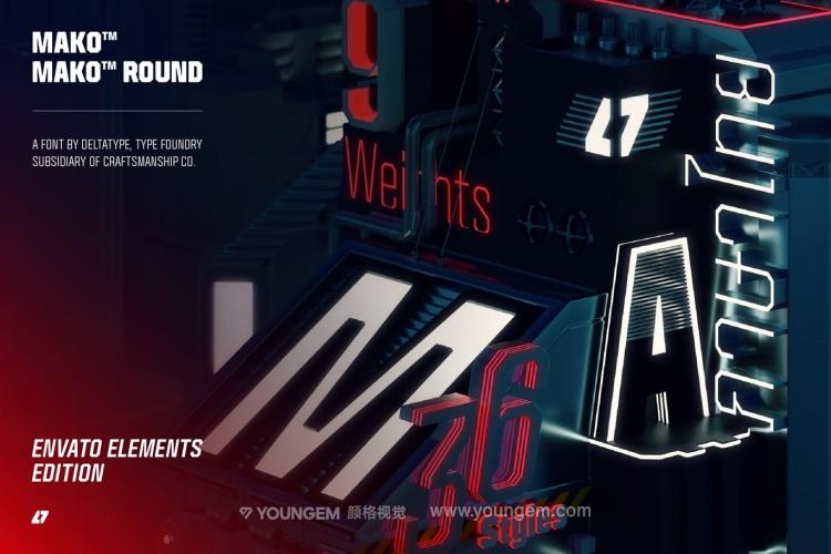 科幻电影海报封面标题英文字体下载图片
