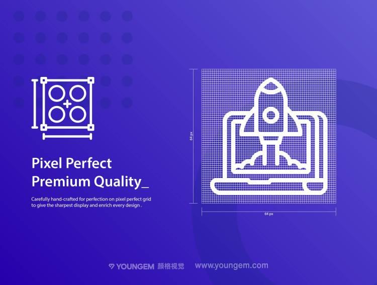200款网站应用icon图标下载素材