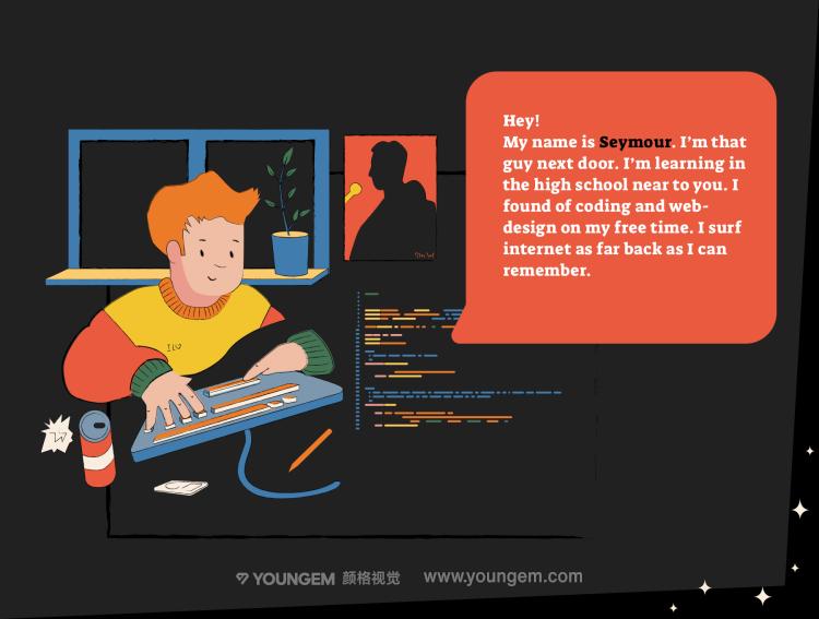 国外卡通插画设计图片_儿童卡通插画设计素材下载模板